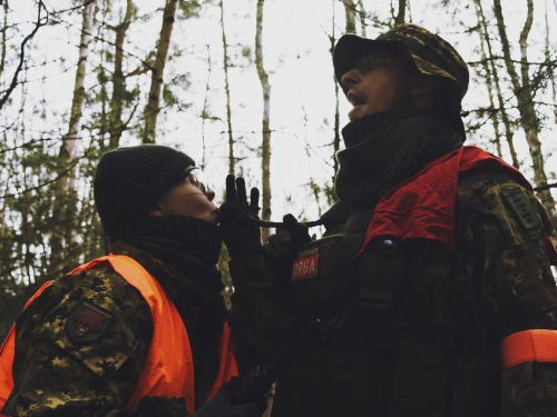 Lausitzer Airsoftklub & Recon-EE Beginner Scouting 2019